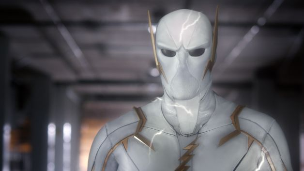 Godspeed is here on The Flash