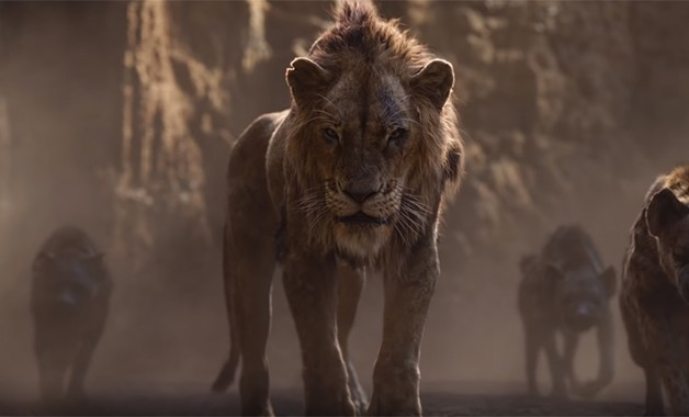 The Lion King Scar Chiwetel Ejiofor Disney