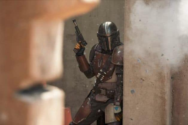 The Mandalorian Star Wars Pedro Pascal
