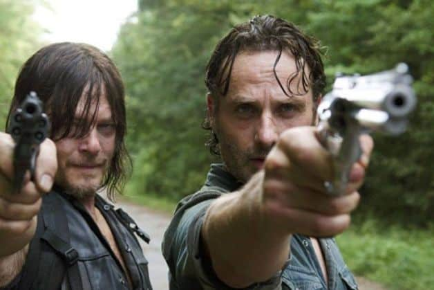 The Walking Dead AMC Andrew Lincoln Norman Reedus