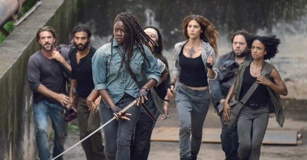 The Walking Dead S9 Ratings SDCC