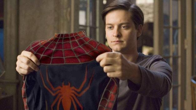 Tobey Maguire Spider-Man Superhero