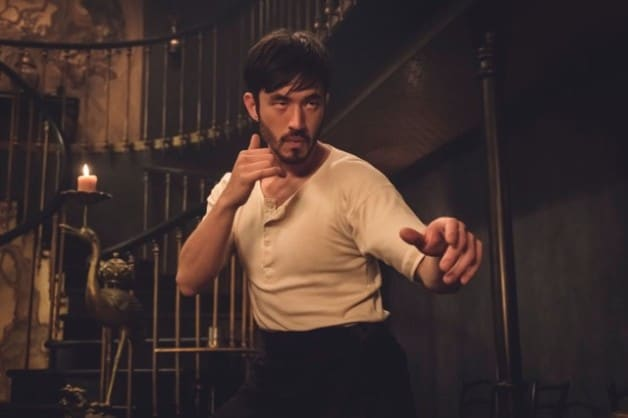 Warrior Andrew Koji Bruce Lee