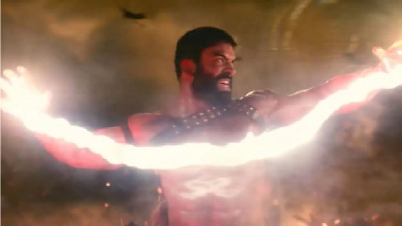Justice League' Image Reveals A Close-Up Look At Zack Snyder's Zeus