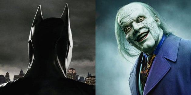 Gotham Batman David Mazouz Cameron Monaghan Joker