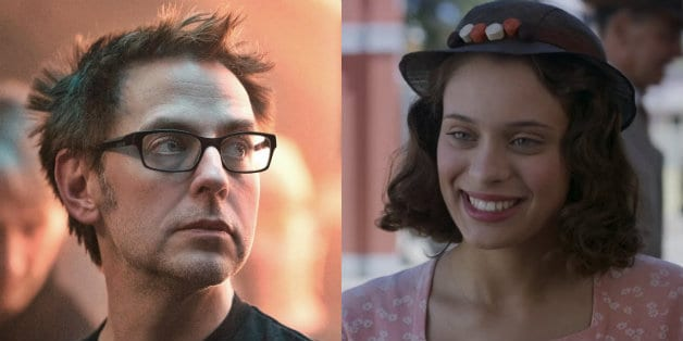 Daniela Melchior, James Gunn, The Suicide Squad