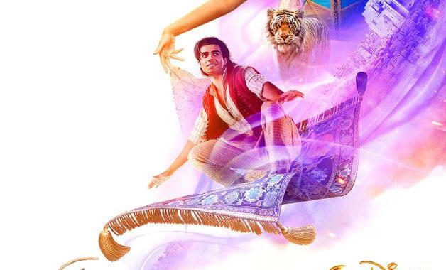 Aladdin Disney IMAX