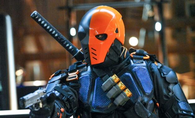 Arrow Deathstroke Manu Bennett The CW