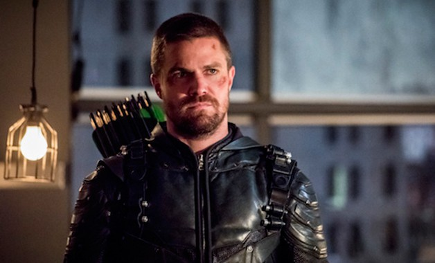 Arrow Stephen Amell Crisis On Infinite Earths
