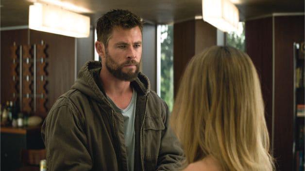 Avengers Endgame Chris Hemsworth Thor Mark Ruffalo Hulk (1)
