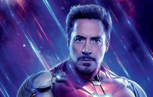 Avengers Endgame Iron Man Robert Downey Jr.
