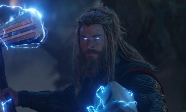 Vingadores Endgame Chris Hemsworth Thor