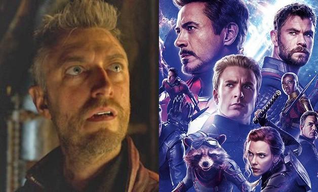 Avengers Endgame Sean Gunn Kraglin