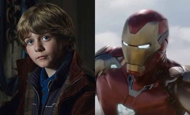 Avengers Endgame Ty Simpkins Iron Lad