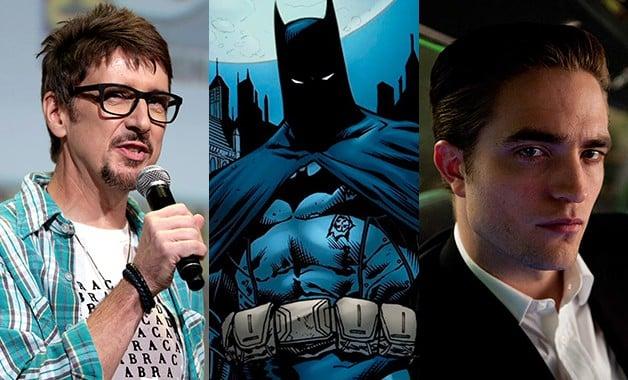 Batman Robert Pattinson Doctor Strange Scott Derrickson