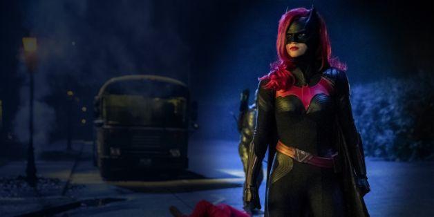 Batwoman Ruby Rose CW