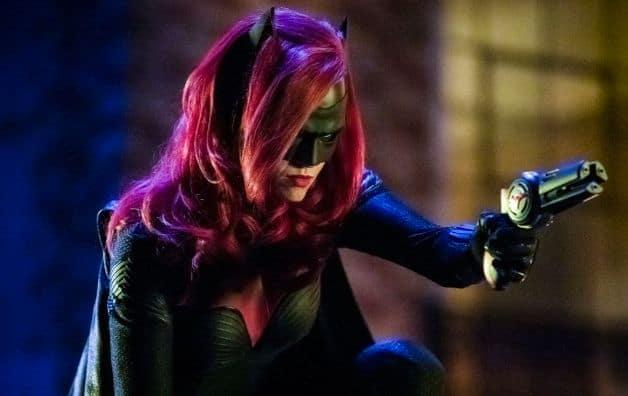 Batwoman Ruby Rose A CW