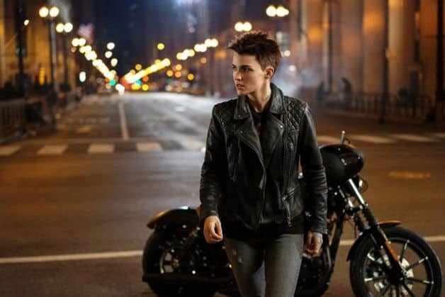 Batwoman Series Ruby Rose The CW