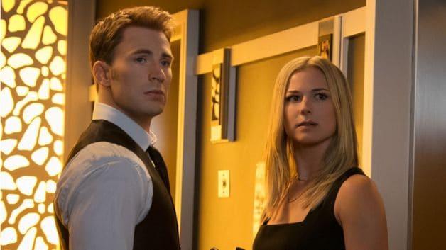 Captain America Civil War Steve Rogers Sharon Carter