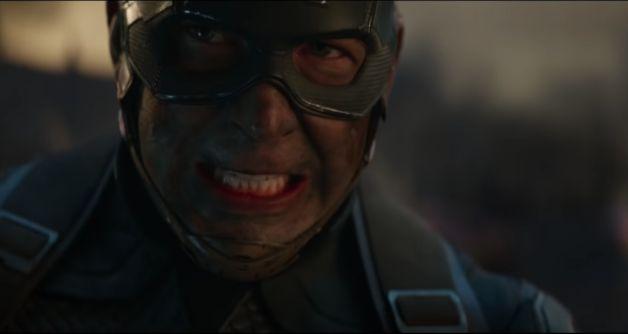 Chris Evans Captain America Avengers Endgame Thor Falcon Bucky Barnes