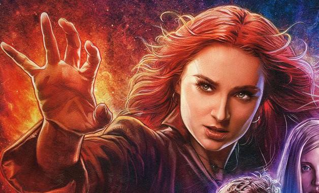 Dark Phoenix Sophie Turner X-Men Jean Grey Captain America Civil War Captain Marvel