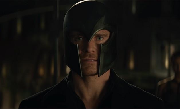 Dark Phoenix X-Men Magneto Michael Fassbender
