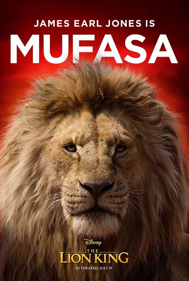 The Lion King Mufasa Disney