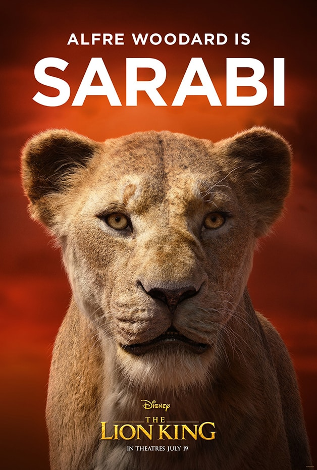 The Lion King Sarabi Disney