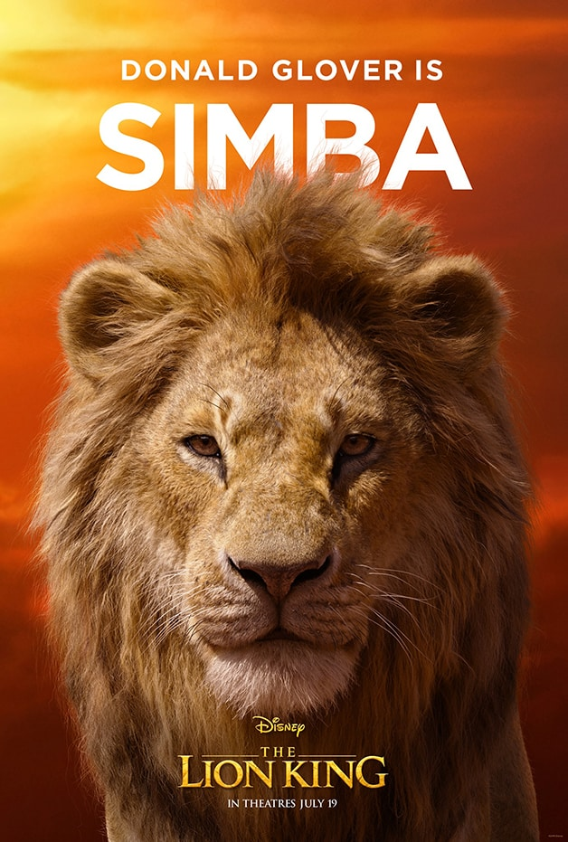 The Lion King Disney Simba