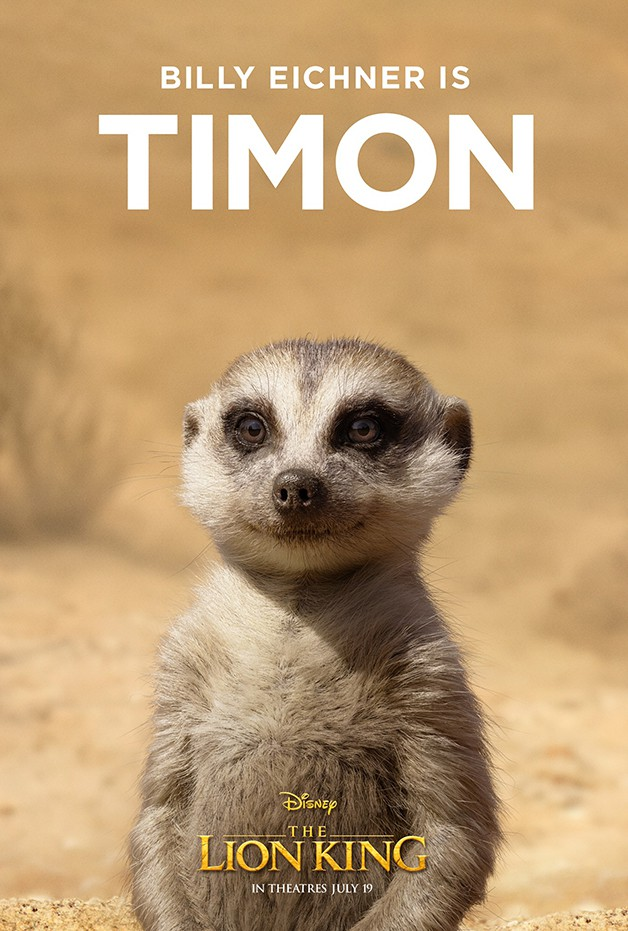 The Lion King Timon Disney