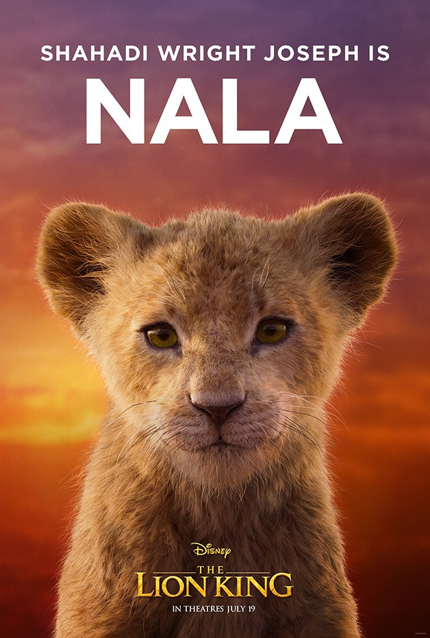The Lion King Nala Disney