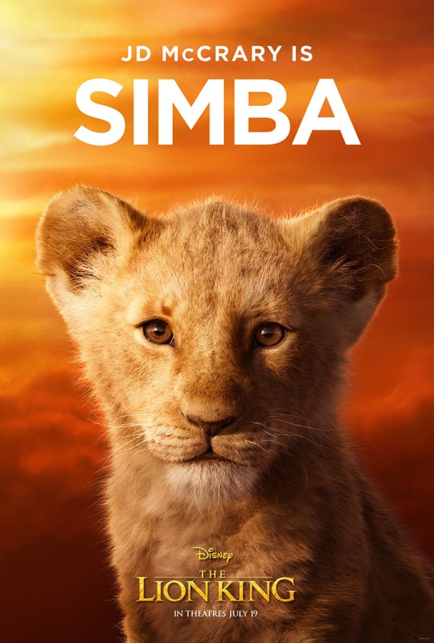 The Lion King Simba Disney