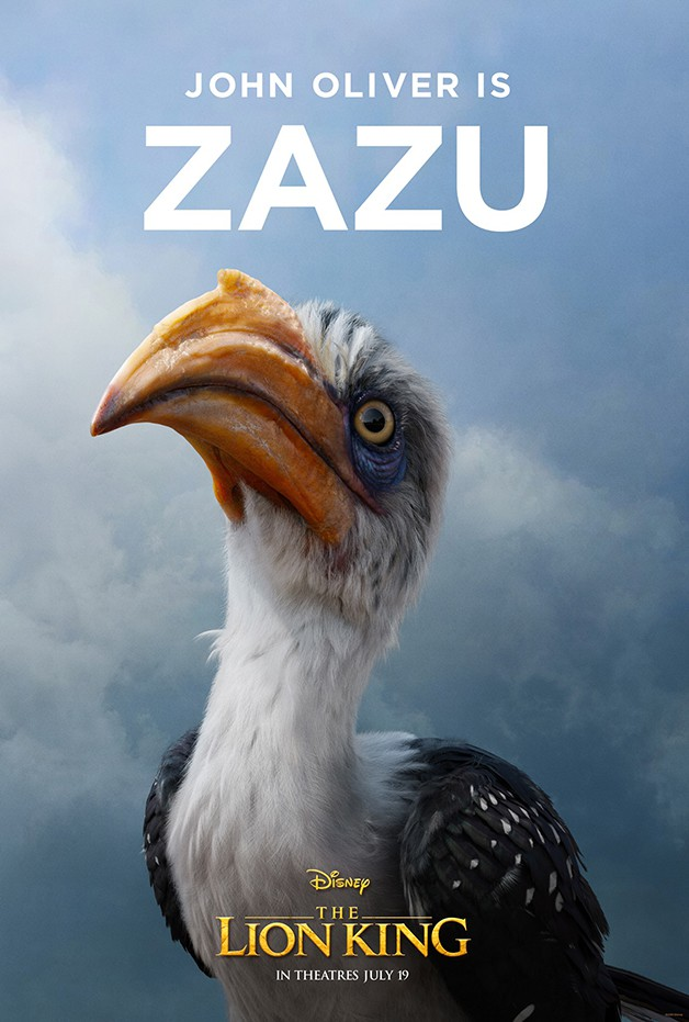The Lion King Zazu Disney