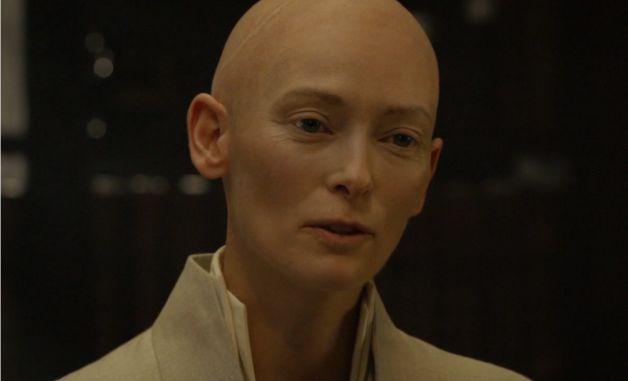 Doctor Strange The Ancient One Tilda Swinton
