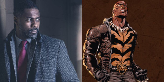 Idris Elba Bronze Tiger James Gunn Suicide Squad