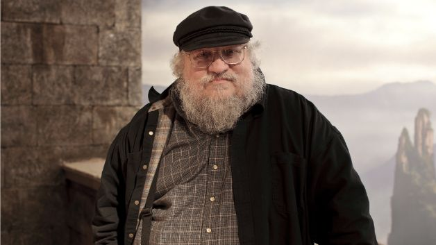 George RR Martin shoots down 'absurd' The Winds of Winter rumour
