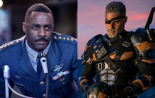 Idris Elba Deathstroke Suicide Squad James Gunn