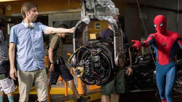 Jon Watts Spider-Man Far From Home Homecoming Marvel MCU Tom Holland Peter Parker Avengers Endgame