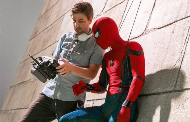 Spider Man Far From Home Director On The Film S Spider