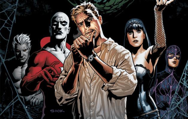 Justice League Dark Zatara