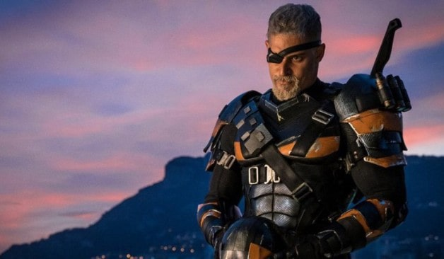 Deathstroke Joe Manganiello Ben Affleck Batman Justice League