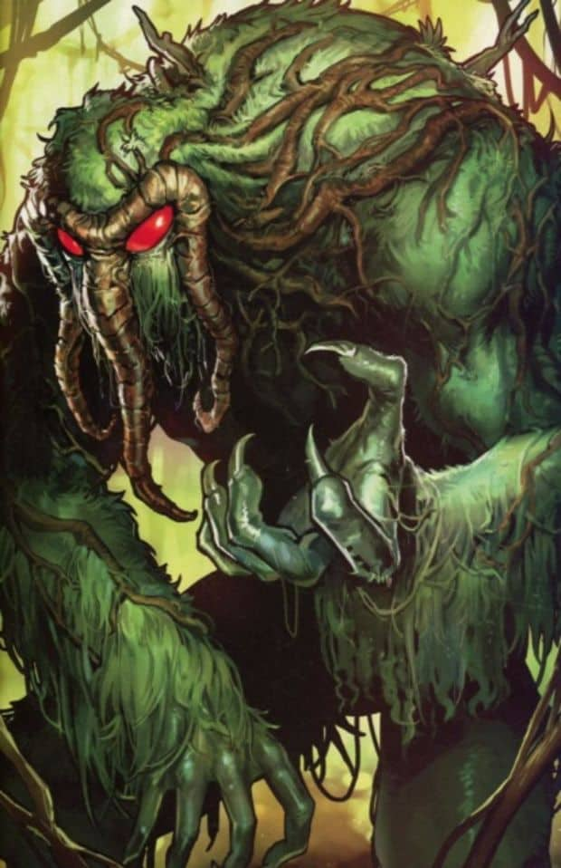 Man Thing Guardians Of The Galaxy