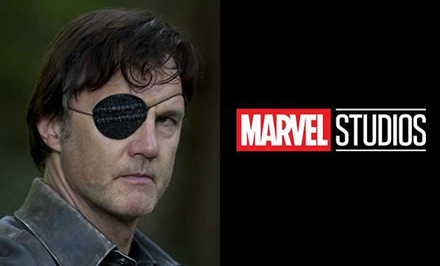 Marvel Studios David Morrissey Phase Four Walking Dead