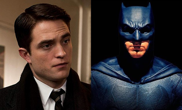 Robert Pattinson Batman Twilight Ben Affleck Matt Reeves