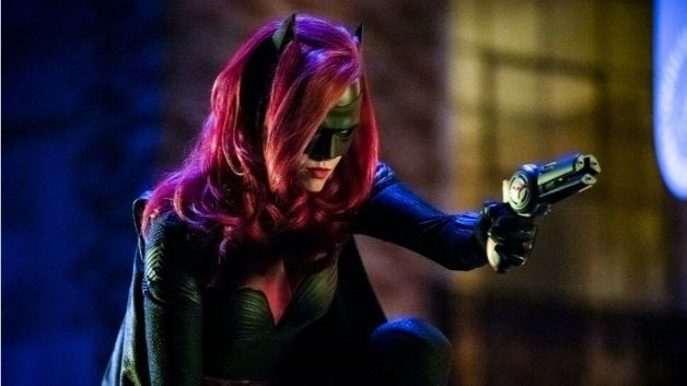 Batwoman teaser shows caped crusading Ruby Rose