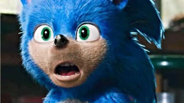 Sonic The Hedgehog Detective Pikachu