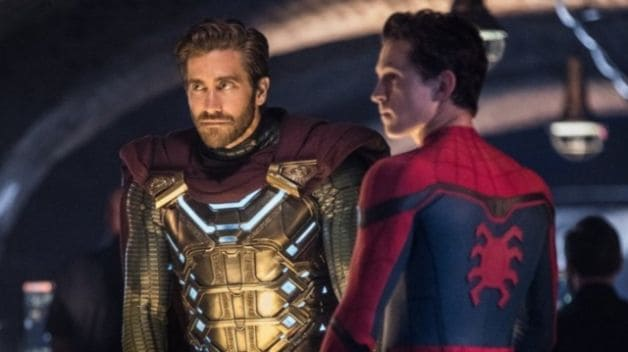 Spider Man Far From Home Producer Teases Jake Gyllenhaal S Return