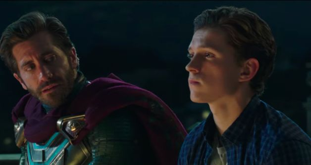 Homem-Aranha Longe De Casa Miles Morales Avengers Endgame