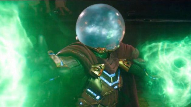 Spider-Man Far From Home Mysterio Fishbowl Helmet Jake Gyllenhaal Empire