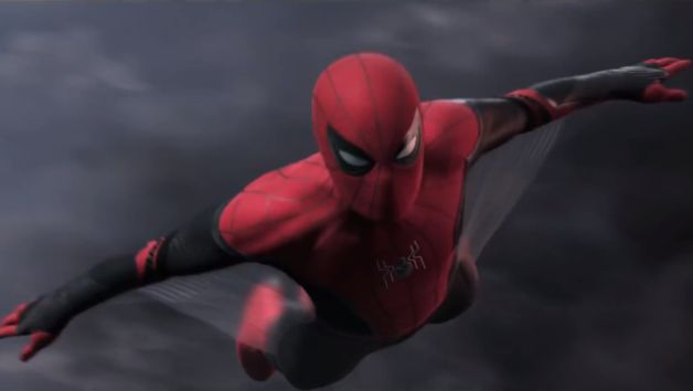 Spider-Man Far From Home Tom Holland Spider-Man (1)
